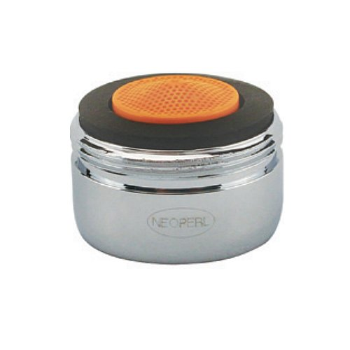 Regular 15//16-27 Threads Orange Dome Screenless Cascade 1.5 GPM Laminar Stream Neoperl 10 5000 4 Economy Flow PCA Care Male Aerator Pack of 50 15//16-27 Threads Chrome Finish