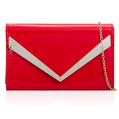 Xardi London, Poschette giorno donna Red