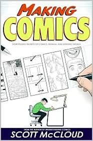 Book Making Comics Publisher: Harpers