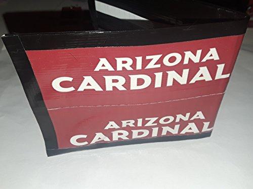 Arizona Cardinals NFL Football Bi-Fold Duct Tape Wallet Ohio Bi Fold Wallet