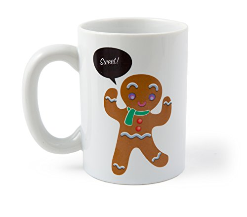 BigMouth Inc Color Changing Gingerbread