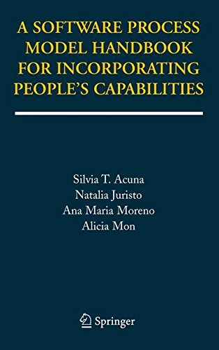 A Software Process Model Handbook for Incorporating People's Capabilities by Springer