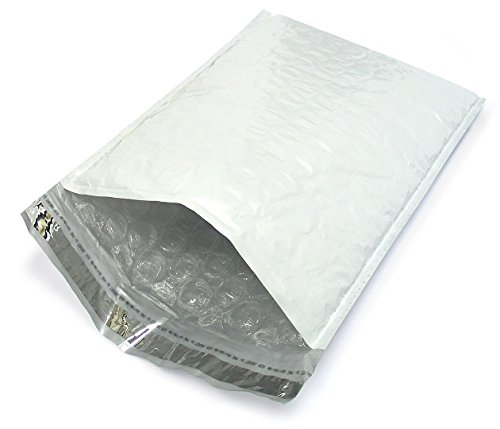 UPC 731938680049, 4.5×7 Self Seal Poly Bubble Mailers - Padded Envelopes (50 Bubble Mailers)