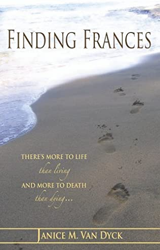 book cover of Finding Frances