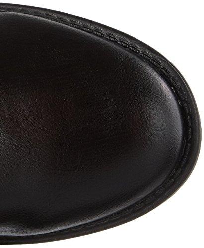 Softline Noir Femme Bottes 25463 Marron black SYqw7x8qzA