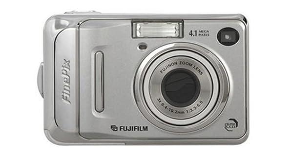 Amazon.com: Fujifilm FinePix A400 4,1 MP cámara digital con ...