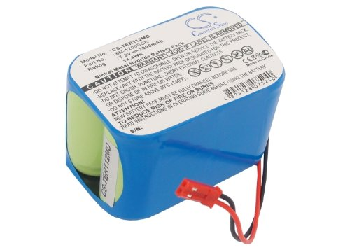 Cameron Sino 2000 mAh 14.4wh Battery COMPATIBLE WITH Terumo Te di 112