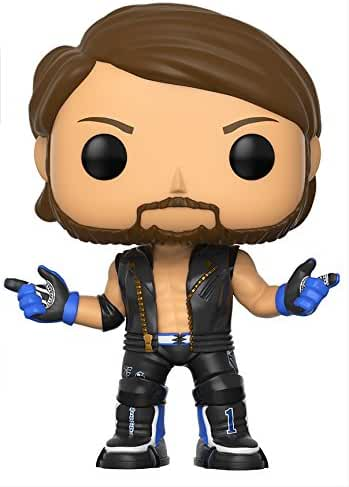 Funko POP WWE AJ Styles Action Figure