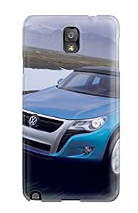 Series Skin Case Cover For Galaxy Note 3(2006 Volkswagen Concept A)
