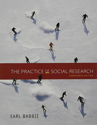 Bundle: The Practice of Social Research, Loose-Leaf Version, 14th + MindTap Sociology, 1 term (6 months) Printed Access Card (The Practice Of Social Research 12th Edition)