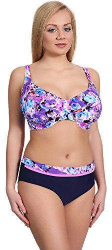 Modello 57mia 3 P608 Donna Style Completo Bikini Merry nwx4fOzYqx