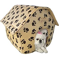Brand New Pet Dog Cat Bed Cuddler Nest Pad Cage House