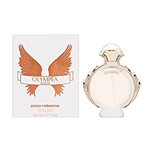Paco Rabanne Olympea Aqua Eau de Toilette Spray for Women 2.7oz