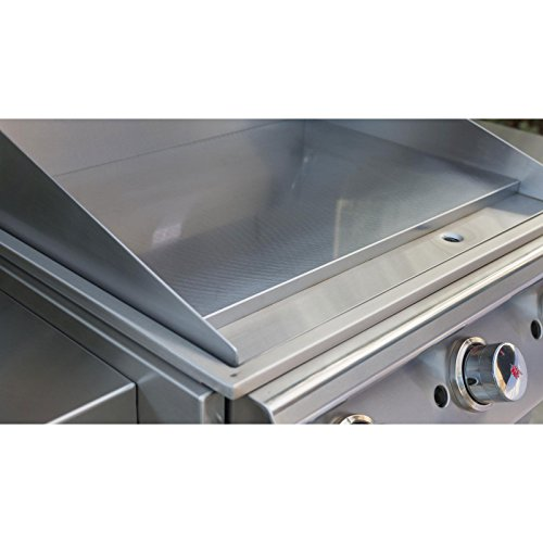 """Bull Outdoor Products 24"""" Commercial Style built in Griddle(NATURAL GAS)"""