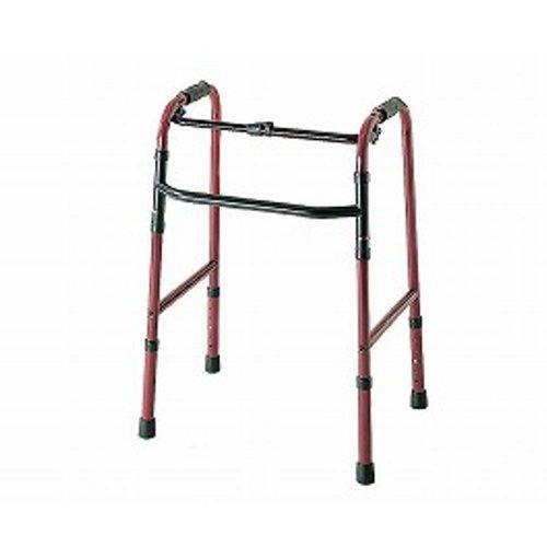 杖 介護用 折りたたみ式歩行器 C2021 シーグリーン B00ASKTS14 シーグリーン シーグリーン