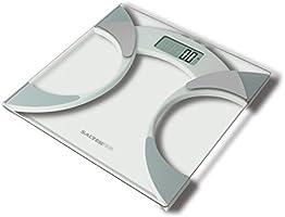 Salter Ultra Slim Analyser Bathroom Scales, Measure Weight BMI B