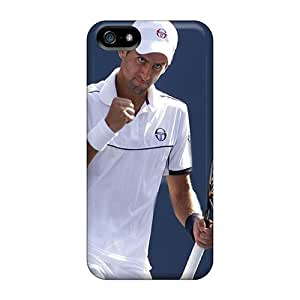Tpu Fashionable Design Novak Djokovic Sports Celebrities Rugged Case Cover For Iphone 5/5s New by ruishername