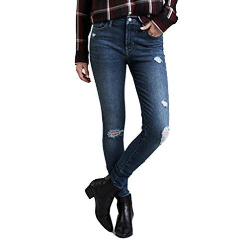 Rise Mezclilla Levi's Super Indigo High Skinny Mujer Space 720 Jeans pqwBqt0f
