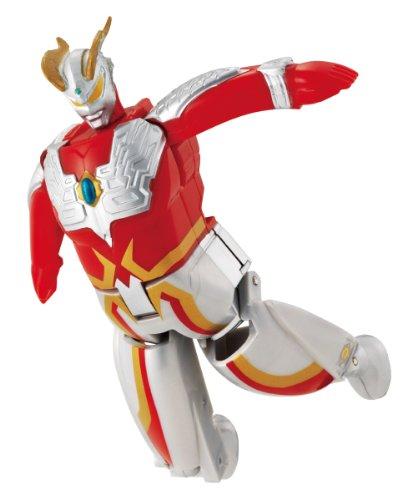 Bandai Ultra Egg Ultra-man Zero Strong Corona Zero (Stores In Corona Ca)