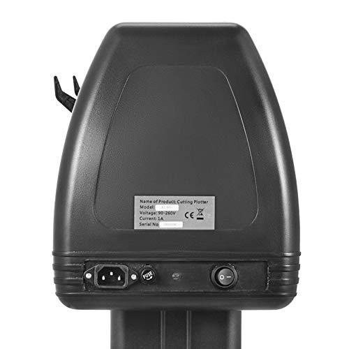 Mophorn Vinyl Cutter 34 Inch Vinyl Cutter Machine 870mm Vinyl Printer Cutter Machine LCD Display Vinyl Plotter Cutter Machine Signmaster Software Sign Making Machine with Stand by Mophorn (Image #7)