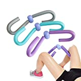 YNXing Thigh Master Thigh Trimmer Thin Body/Breast Enhancement/Beautiful Legs/Plastic Buttocks/Beautiful Back Master Home Gym Equipment (Blue)
