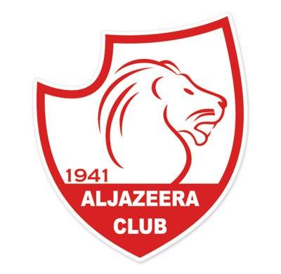 fan products of Al Jazeera Club - Syria Football Soccer Futbol - Car Sticker - 5