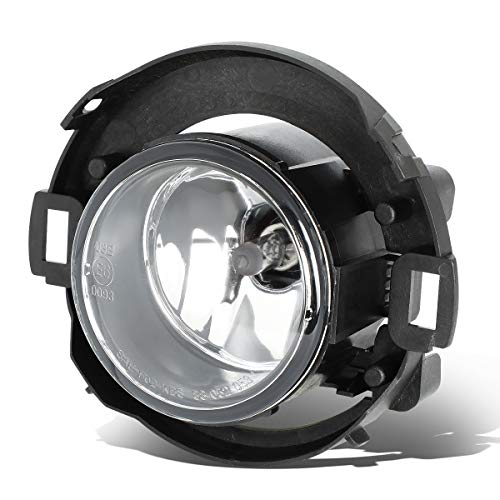 OE Style Front Bumper Driving Fog Light/Lamp (1Pc Left/Right) for Nissan Xterra/Frontier 15-18