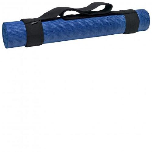 prAna Yoga Strap,Black,One size
