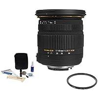 Sigma 17mm-50mm EX DC HSM AF WA Zoom Lens f/Sony & Maxxum #583205, BUNDLE