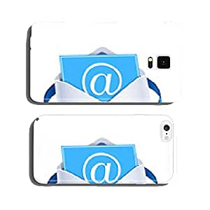 Email letter. Vector cell phone cover case iPhone6