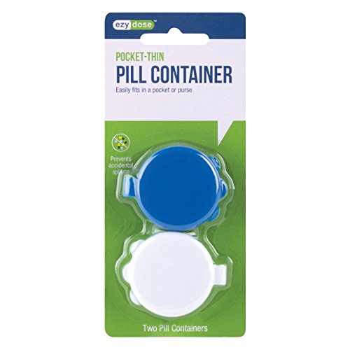Ezy Dose Pocket Pill Caddy (2 count) (Pack of 6)