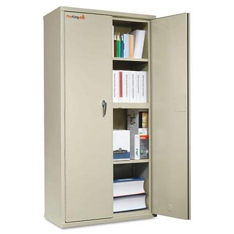 Amazon.com: Fireproof Cinco Shelf Gabinete de almacenamiento ...