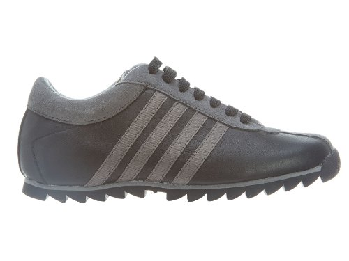 Steve Madden Läder Sneakers Mens Svart