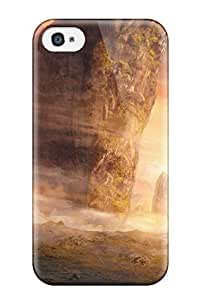 SPpYoCY1787PahnQ Snap On Case Cover Skin For Iphone 4/4s(desktop Artwork)
