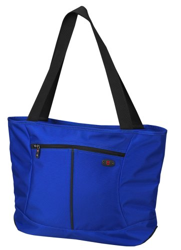 Victorinox« WT - Shopping Tote, Zippered Tote Bag, Sapphire