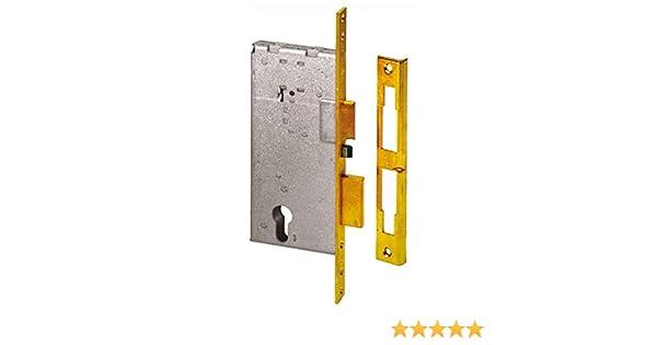 Cisa 11520-60 Serratura Elettrica per Cancello 11611 70 mm Entrata Sinistra