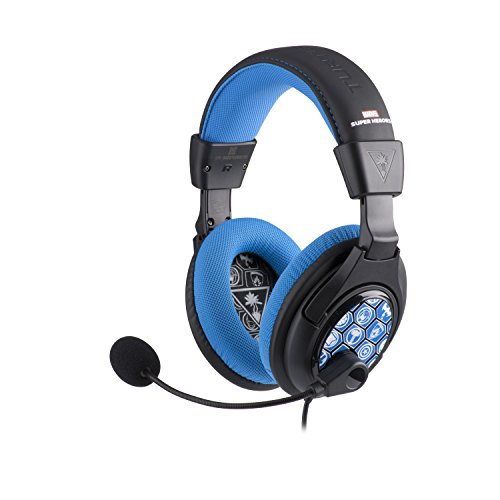 Turtle Beach - Ear Force Disney Infinity: Marvel Super Heroes Stereo Gaming Headset - Xbox 360