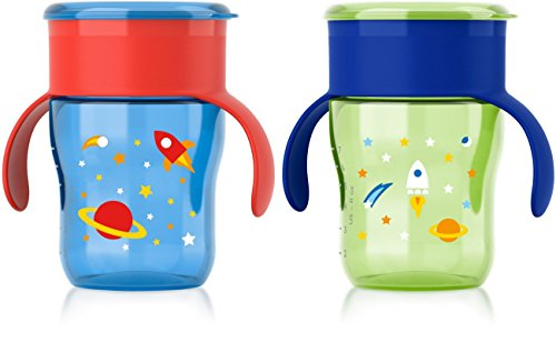 avent 360 cup instructions