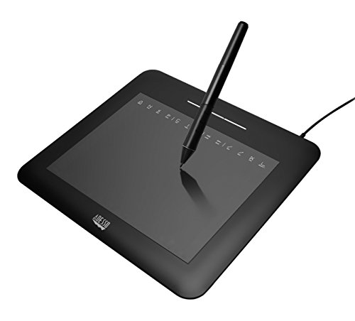 """Adesso 8"""" x 6"""" Graphic Tablet (CyberTablet T10)"""