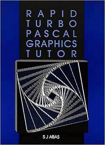 Rapid Turbo Pascal Graphics Tutor Computer Illustrated Text: Amazon.es: J Abas: Libros en idiomas extranjeros