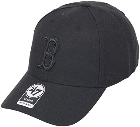 47 Brand Relaxed Fit Cap MVP Boston Red Sox Noir