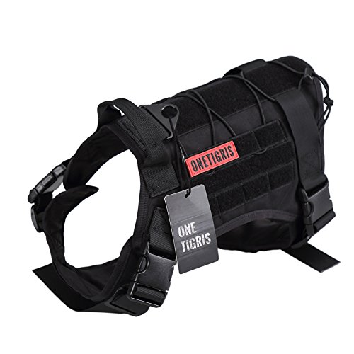 size right dog harness how to put one on