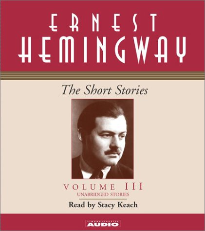 The Short Stories Volume III (Short Stories (Simon & Schuster Audio)) by Brand: Simon n Schuster Audio