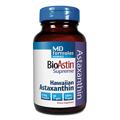 BioAstin Hawaiian Astaxanthin Naturally Super Antioxidant