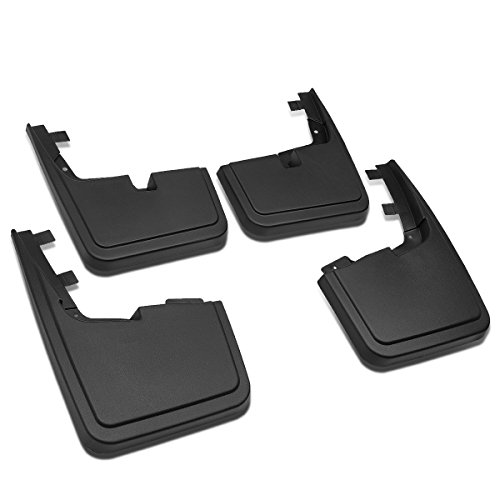 - DNA MOTORING WFMK-002 Mud Guard Splash Flap [for 15-18 Ford F150 Without OE Wheel Lip Moulding]