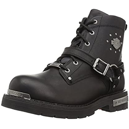 HARLEY-DAVIDSON Women's Becky Motorcycle Boot 1