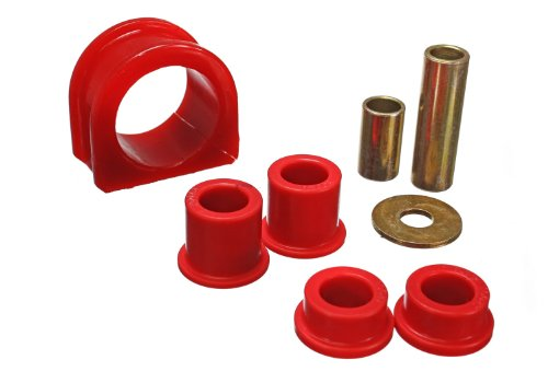 Energy Suspension 8.10104R STEERING RACK BUSHING SET