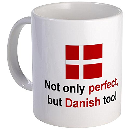 CafePress Perfect Danish Mug Unique Coffee Mug, Coffee Cup ()