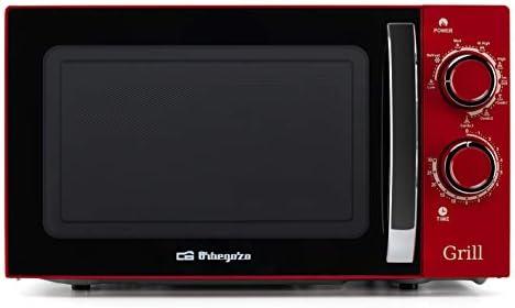 Orbegozo MIG 2045 - Microondas con grill, 20 litros de capacidad ...