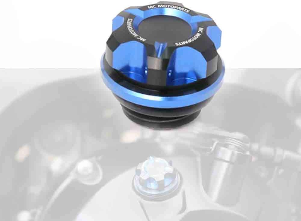 T-axis CNC Bouchon de remplissage dhuile pour Yamaha Mt-09/Tracer Fz09/14/15/16/17/Xsr900/16/17